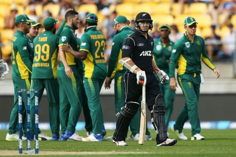 WORLD CUP 2019: SA vs NZ: स्टैट्स प्रीव्यू: न्यूजीलैंड और दक्षिण अफ्रीका के मैच में बन सकते हैं यह अहम रिकार्ड्स 9