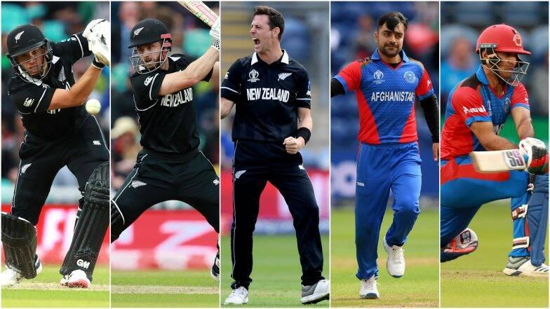 CWC 2019, AFGvsNZ: न्यूजीलैंड ने जीता टॉस, इस प्रकार है दोनों टीमें 3