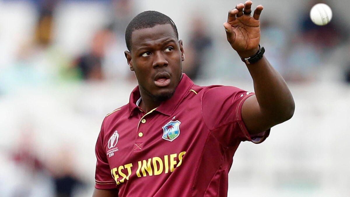 सेमीफाइनल से बाहर होने के कगार पर खड़ी वेस्टइंडीज को आईसीसी ने दिया एक और झटका 10