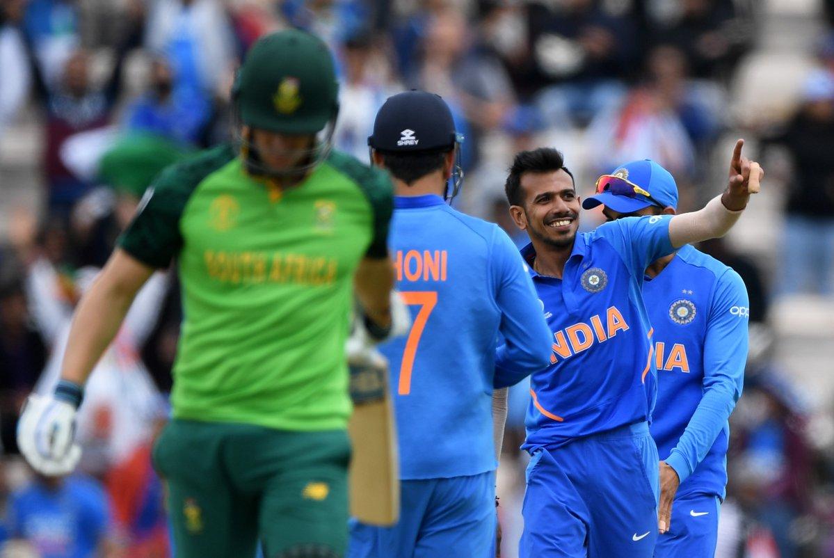 WORLD CUP 2019: IND vs PAK: पाकिस्तान के खिलाफ इन ग्यारह खिलाड़ियों के साथ मैदान पर उतरेगी भारतीय टीम, 2 बदलाव 10