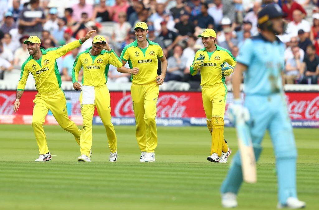 CWC19- ऑस्ट्रेलिया सेमीफाइनल में पहुंची, इंग्लैंड समेत अब ये 6 टीम हो सकती हैं बाहर