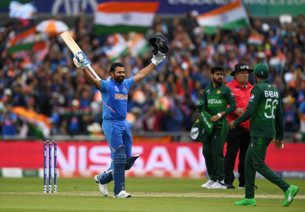 CWC 2019: IND vs PAK: स्टैट्स: रोहित और विराट ने की रिकार्ड्स की बारिश, मैच में बने 8, 10 या 12 नहीं पूरे 17 ऐतिहासिक रिकार्ड्स 2