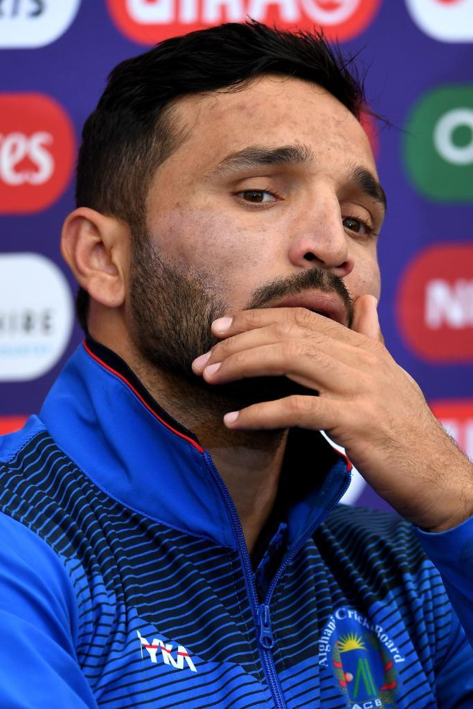 WORLD CUP 2019: IND vs AFG: भारत के खिलाफ मिली करीबी हार के बाद बल्लेबाजों पर फूटा गुलबदीन नैब का गुस्सा 1