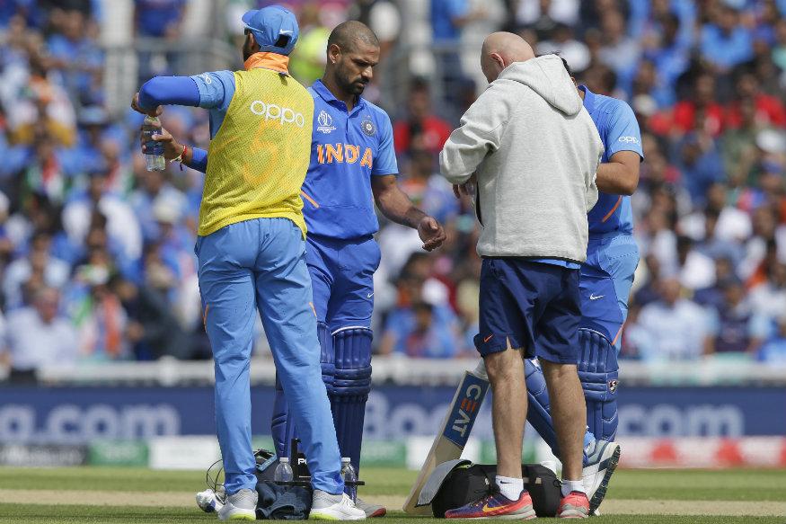 शिखर धवन के चोटिल होने के बाद यह खिलाड़ी करेगा न्यूजीलैंड के खिलाफ पारी की शुरूआत 1