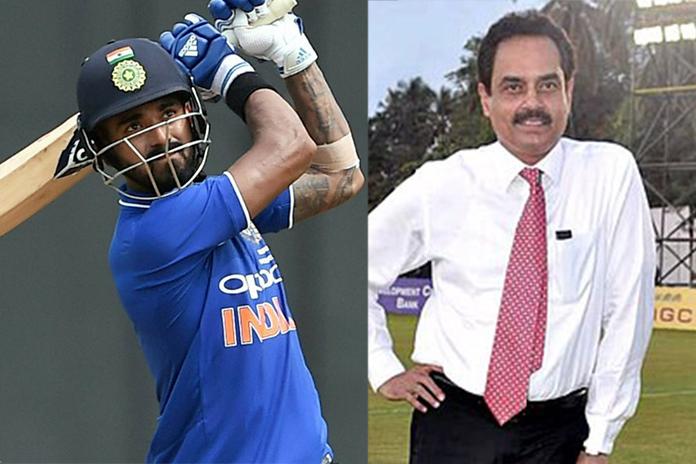 केएल राहुल के आउट होने के तरीके से नाराज हैं दिग्गज खिलाड़ी दिलीप वेंगसरकर 13