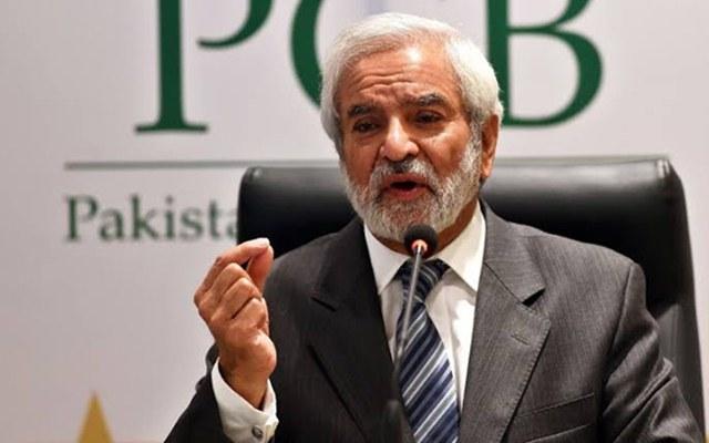 पाकिस्तान क्रिकेट बोर्ड के चेयरमैन एहसान मनी ने कहा, भारत की धरती पर खेलना जोखिमभरा 1