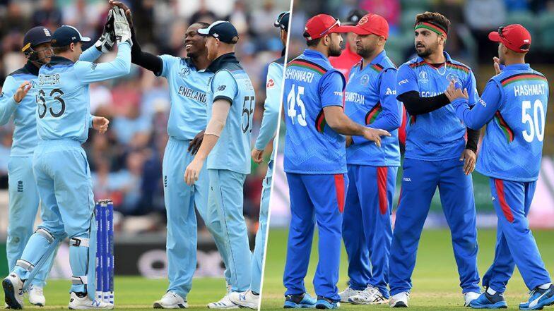 ENGvsAFG : इंग्लैंड ने अफगानिस्तान को 150 रन से हराया, देखें मैच का पूरा स्कोरकार्ड