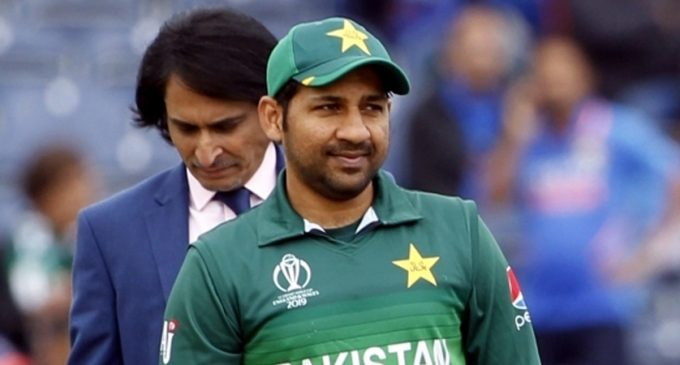 एहसान मनी ने बताया क्यों विश्व कप से पहले सरफराज अहमद से नहीं छिनी पाकिस्तान की कप्तानी 1