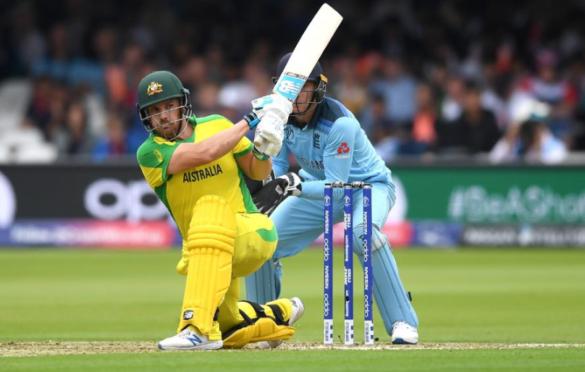 WORLD CUP 2019: ENG vs AUS: स्टैट्स: मैच में बने 14 बड़े रिकॉर्ड, एरोन फिंच ने की रिकार्ड्स की बारिश 37