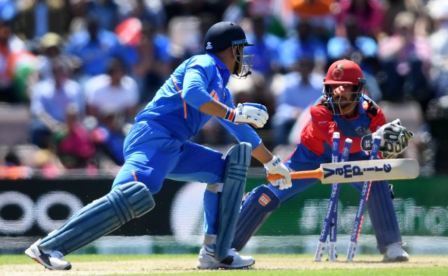WORLD CUP 2019: IND vs AFG: स्टैट्स: टीम इंडिया की रोमांचक जीत में बने कुल 10 बड़े रिकार्ड्स, धोनी और शमी ने रचा इतिहास 2