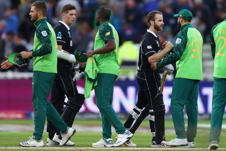 साउथ अफ्रीका के नाम है सबसे ज्यादा बार अंतिम ओवर में विश्व कप मैच हारने का विश्व रिकॉर्ड 2