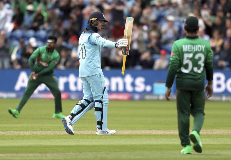 WORLD CUP 2019: ENG vs BAN: स्टैट्स: जेसन रॉय और शाकिब अल हसन ने की रिकार्ड्स की बरसात, मैच में बने कुल 14 रिकॉर्ड 1