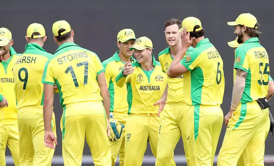 CWC 2019: मार्कस स्टोइनिस हुए पाकिस्तान के खिलाफ बाहर, ऑस्ट्रेलिया ने इस खिलाड़ी को भेजा इंग्लैंड 9