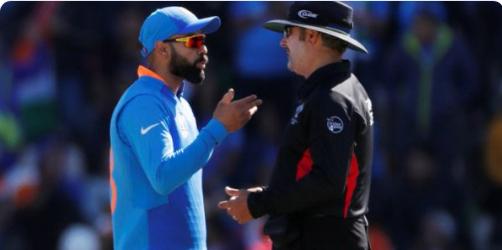 भारतीय प्रशंसकों के लिए बुरी खबर, विराट कोहली पर 1 टेस्ट या 2 वनडे का लग सकता है बैन