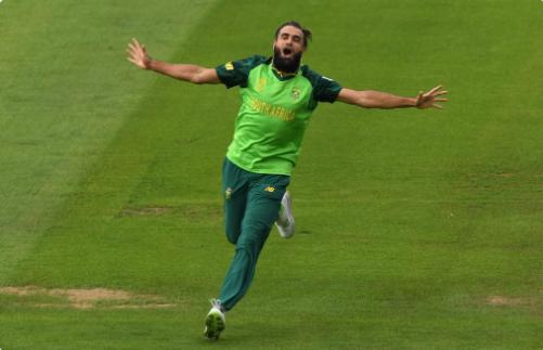 AFGvsSA :  मैच में बने 7 रिकॉर्ड, इमरान ताहिर और डी कॉक ने बनाए कई शानदार रिकॉर्ड 3