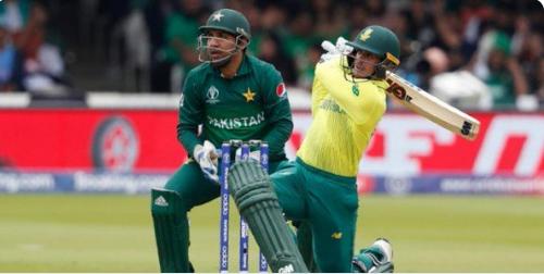 अफ्रीका के खिलाफ पाकिस्तान को सपोर्ट करने इंडिया की जर्सी में पहुंचा भारतीय, तो लोग कर रहे तारीफ़ 2