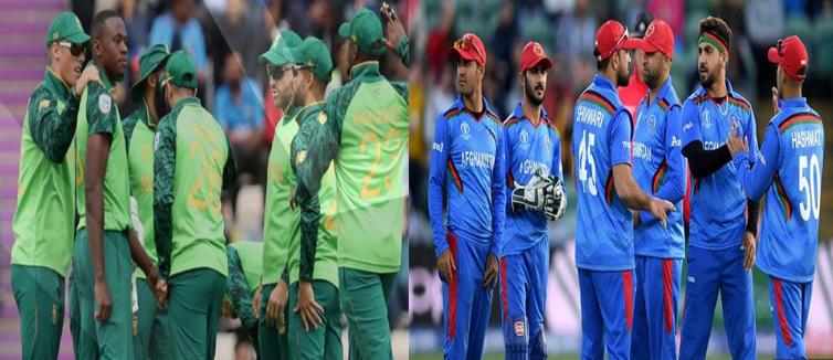 AFGvsSA :  मैच में बने 7 रिकॉर्ड, इमरान ताहिर और डी कॉक ने बनाए कई शानदार रिकॉर्ड 2