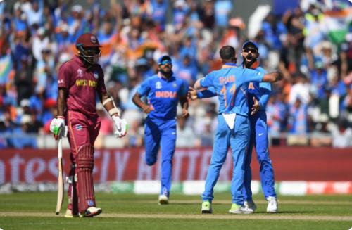 WORLD CUP 2019: भारत से मिली हार के बाद वेस्टइंडीज के इस स्टार खिलाड़ी पर आईसीसी ने लगाया बड़ा जुर्माना, ये रही वजह 12