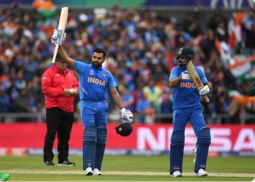 CWC19- रोहित शर्मा ने पाकिस्तानी मीडिया के सामने पाक के बल्लेबाजों का बनाया मजाक 3