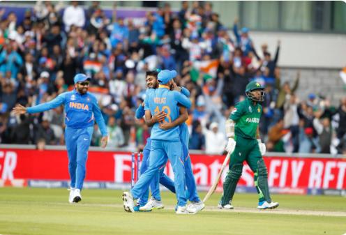 CWC19- रोहित शर्मा ने पाकिस्तानी मीडिया के सामने पाक के बल्लेबाजों का बनाया मजाक 2