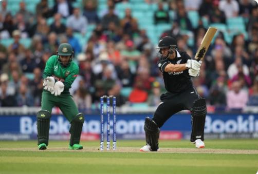 NZvsBAN : रॉस टेलर की शानदार पारी के दम पर न्यूजीलैंड ने बांग्लादेश को 2 विकेट से हराया 1