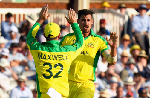 AUSvsNZ : अपनी तूफानी तेज गेंदबाजी से ऑस्ट्रेलिया को जीत दिलाने वाले मिचेल स्टार्क ट्विटर पर छाएं 2