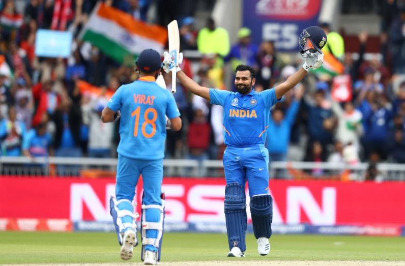 CWC 2019: IND vs PAK: स्टैट्स: रोहित और विराट ने की रिकार्ड्स की बारिश, मैच में बने 8, 10 या 12 नहीं पूरे 17 ऐतिहासिक रिकार्ड्स 1