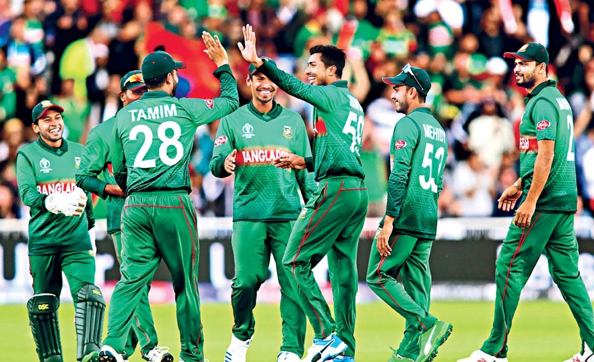 CWC19- भारत के खिलाफ अपने करो या मरो के मैच में इस प्लेइंग इलेवन के साथ उतरेगी बांग्लादेश 1