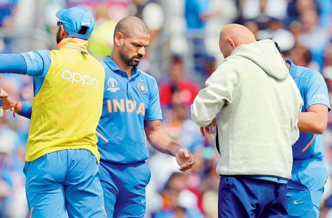 CWC19-भारत-पाकिस्तान मैच से पहले वीरेंद्र सहवाग ने बताया शिखर धवन का बेहतर विकल्प 3