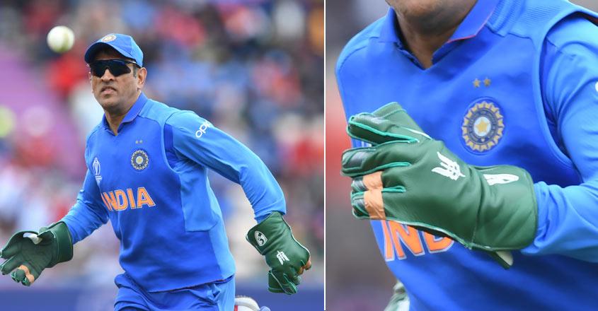 ICC कर रहा धोनी के साथ नाइंसाफी, किसी भी नियम को नहीं तोड़ता धोनी का बलिदान बैज