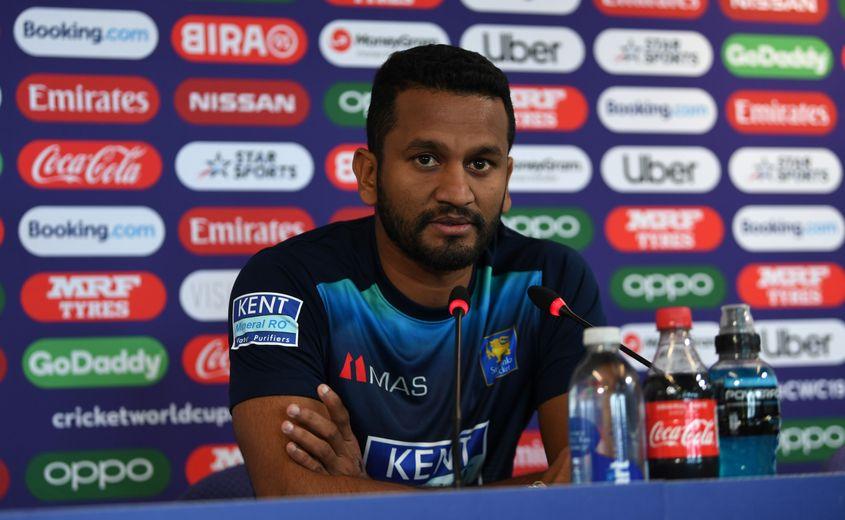 SLvsWI : श्रीलंकाई कप्तान दिमुथ करुणारत्ने ने इन दो खिलाड़ियों को दिया जीत का पूरा श्रेय 5