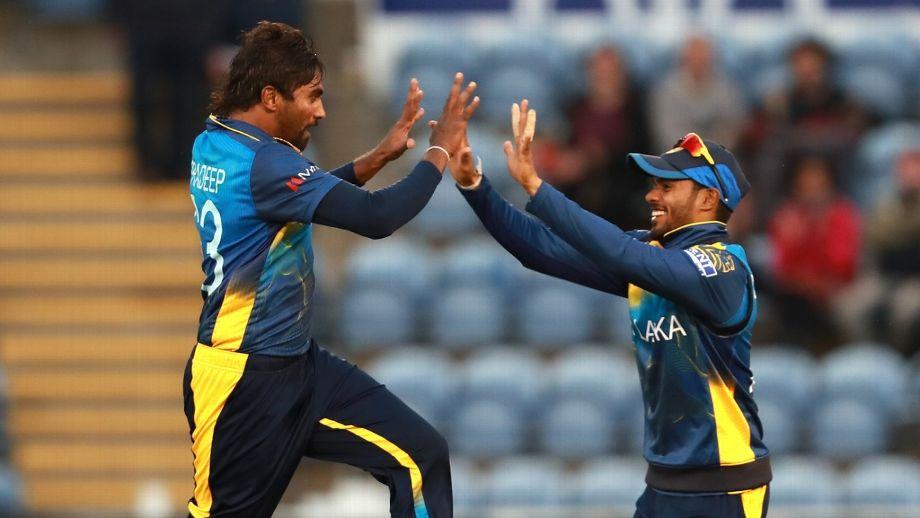 WORLD CUP 2019: चिकन पॉक्स के चलते शेष विश्व कप से बाहर हुए श्रीलंकाई तेज गेंदबाज नुवान प्रदीप, ये खिलाड़ी लेगा अब जगह