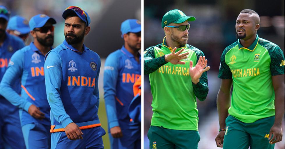 कोरोना का असर भारत-दक्षिम अफ्रीका वनडे सीरीज पर भी, बंद दरवाजे के बीच होगी सीरीज 5