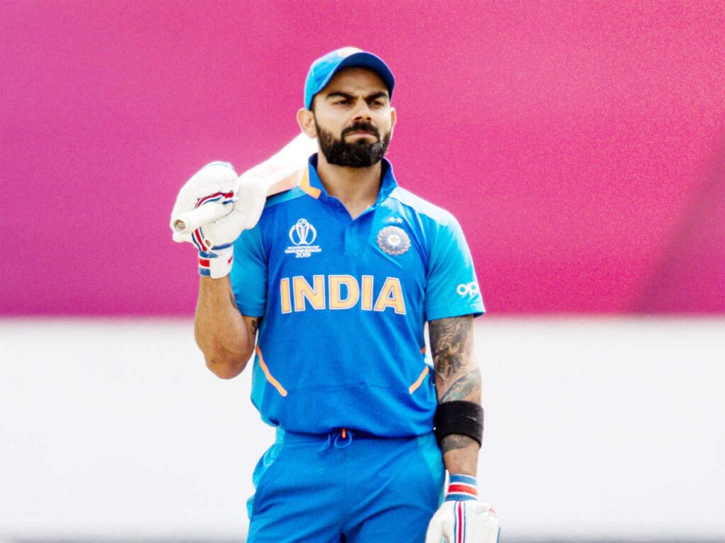 आईपीएल होस्ट अर्चना विजया ने कप्तान विराट कोहली को दिया खास मैसेज 2