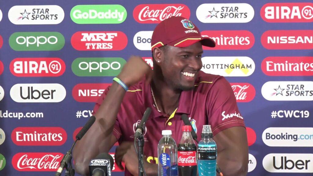 CWC 2019: इंग्लैंड के खिलाफ मैच से पहले जेसन होल्डर ने कैरिबियन मूल के जोफ्रा आर्चर के बारे में दिया बड़ा बयान 3