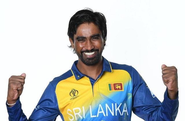 WORLD CUP 2019: चिकन पॉक्स के चलते शेष विश्व कप से बाहर हुए श्रीलंकाई तेज गेंदबाज नुवान प्रदीप, ये खिलाड़ी लेगा अब जगह 1