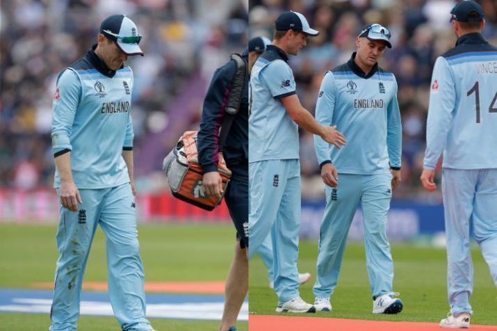 इंग्लैंड के कप्तान इयान मॉर्गन ने धाकड़ सलामी बल्लेबाज जैसन रॉय की फिटनेस पर साधी चुप्पी 4