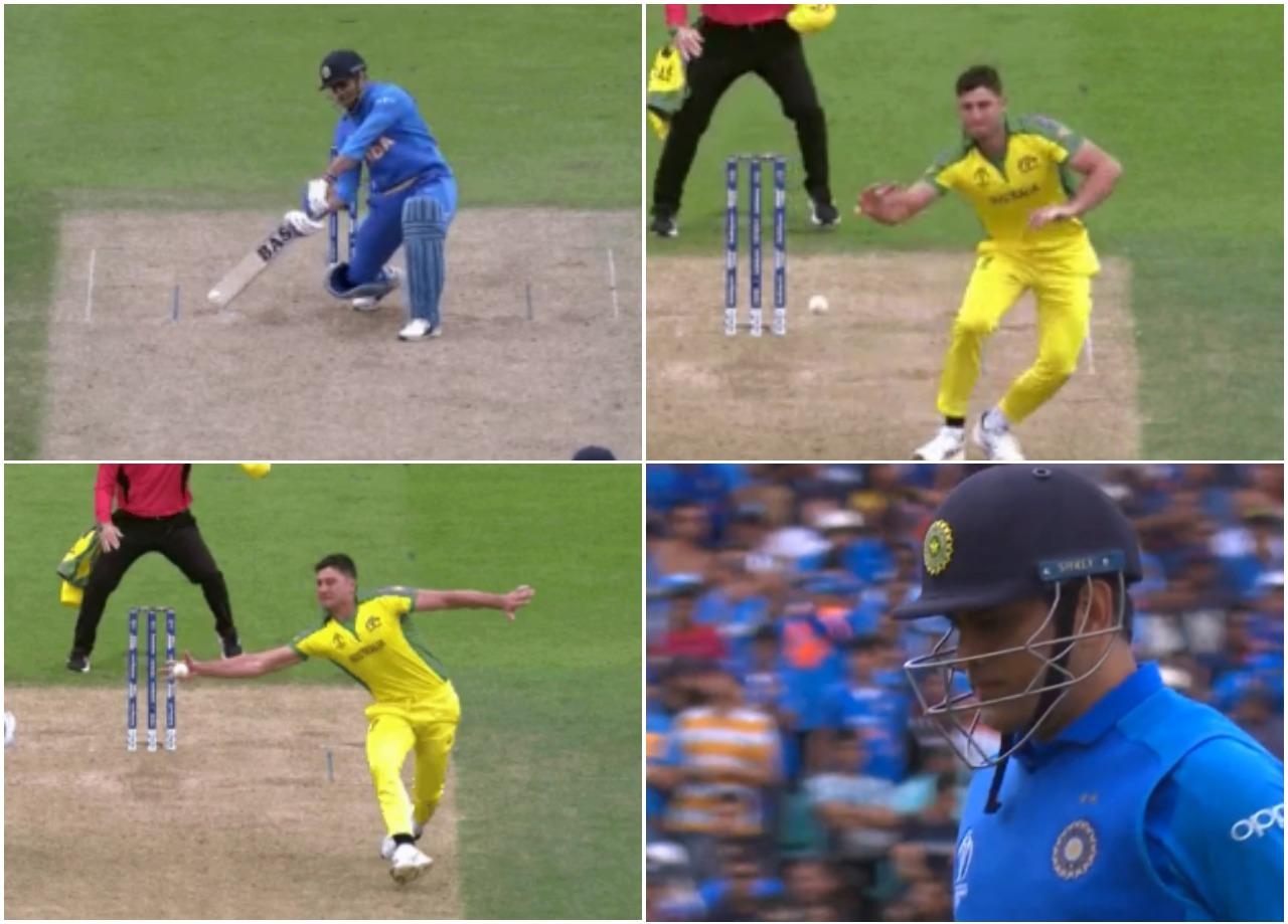 WATCH: अपनी ही गेंदबाजी पर शानदार कैच लेकर मार्कस स्टोइनिस ने महेंद्र सिंह धोनी को भेजा पवेलियन 10
