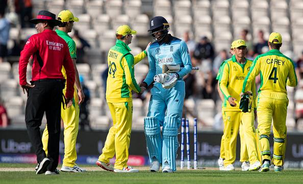 इंग्लैंड के कप्तान इयान मॉर्गन ने टॉस जीत कर पहले गेंदबाजी करने का फैसला लिया जैसन रॉय की खलेगी कमी 8