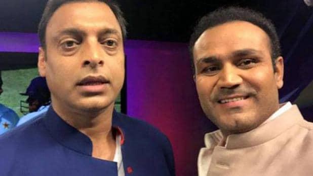 CWC19-भारत-पाकिस्तान मैच से पहले वीरेंद्र सहवाग ने बताया शिखर धवन का बेहतर विकल्प 1
