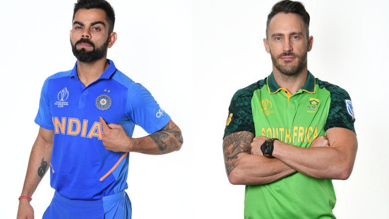 CWC19-साउथ अफ्रीका के खिलाफ इन 2 बल्लेबाजों को दिया अजित आगरकर ने 3 और 4 पर मौका 7