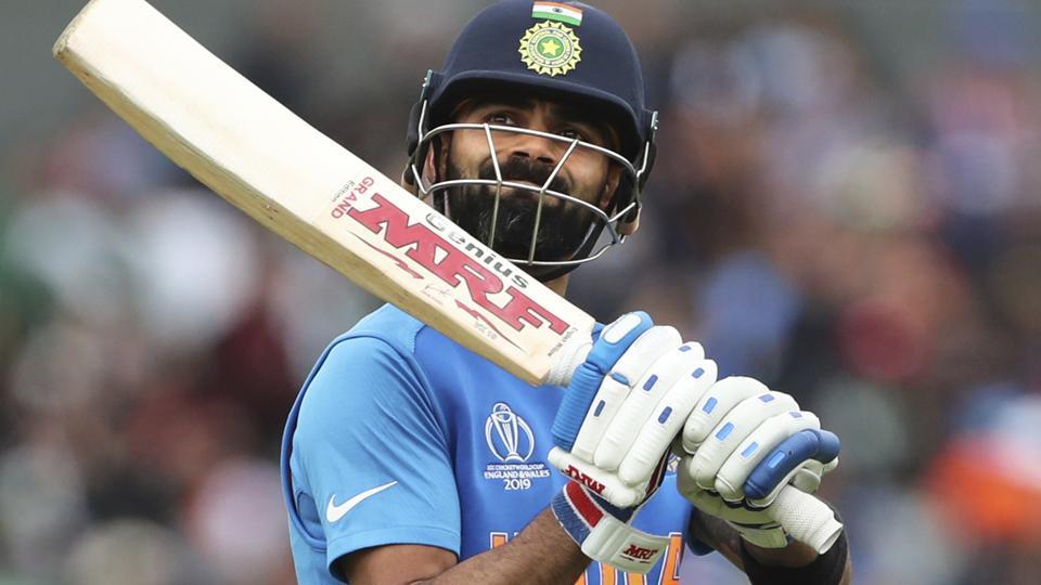 RECORD: सचिन और लारा जैसे दिग्गजों को पछाड़ सबसे तेज 20,000 रन बनाने वाले खिलाड़ी बने विराट कोहली 3