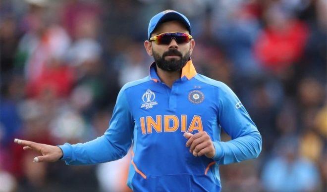 INDvsNZ: कप्तान विराट कोहली ने अब तोड़ी चुप्पी, इस वजह से महेंद्र सिंह धोनी को नंबर 7 पर भेजा 1