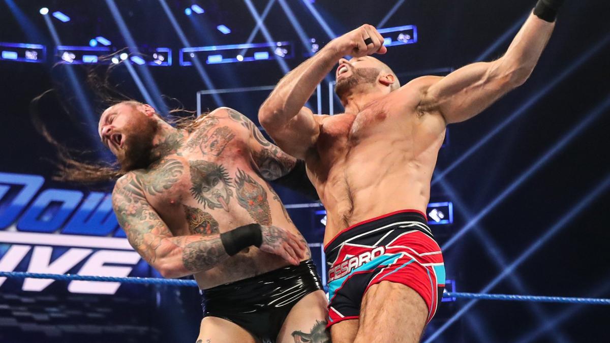 WWE स्मैकडाउन रिजल्ट: 17 जुलाई 2019 23