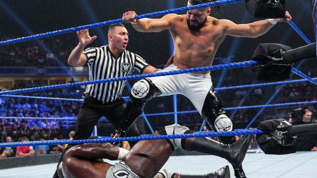 WWE स्मैकडाउन रिजल्ट: 17 जुलाई 2019 9