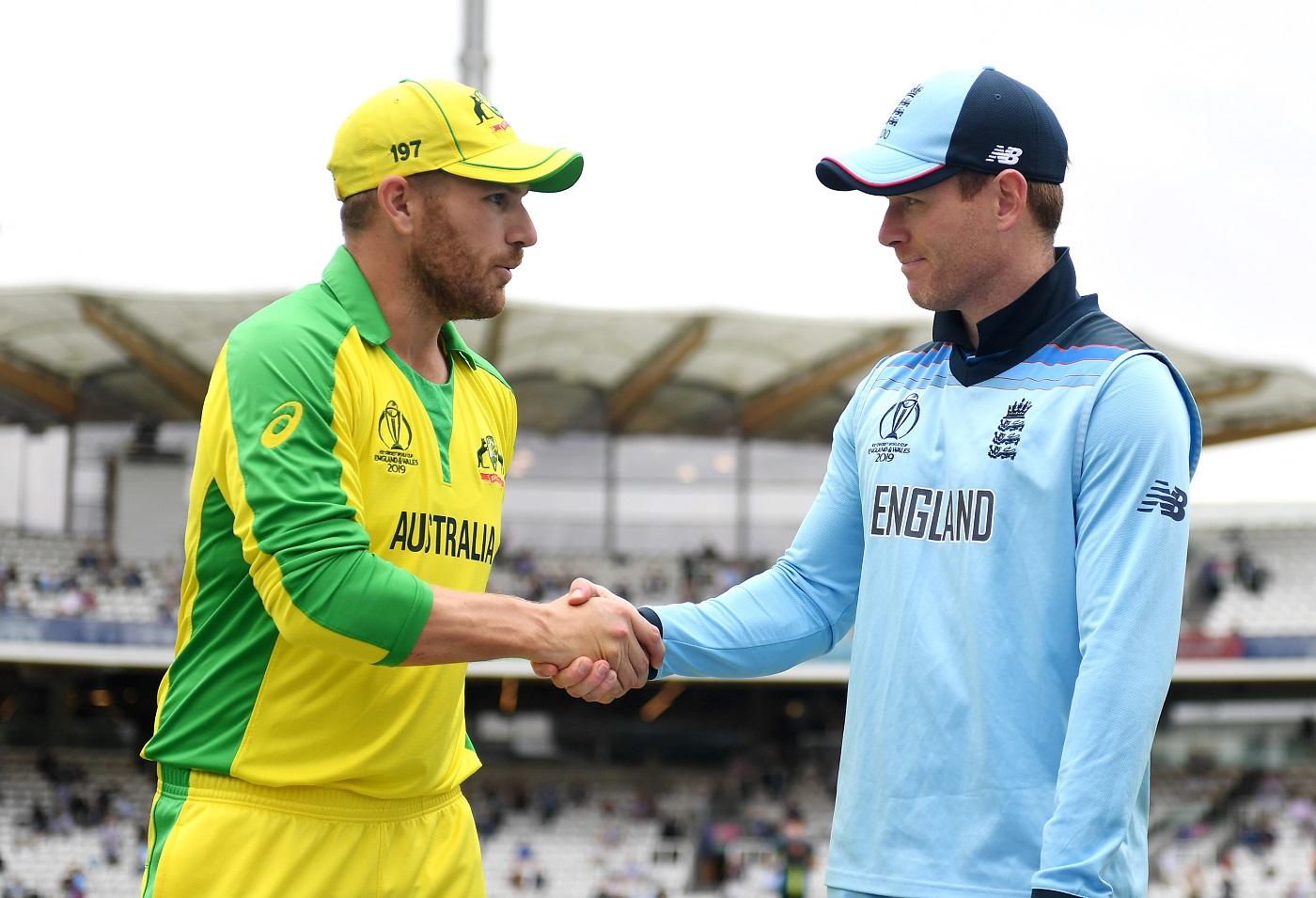 CWC 2019: ऑस्ट्रेलिया और इंग्लैंड सेमीफाइनल मैच हुआ रद्द, तो यह टीम खेलेगी फाइनल मुकाबला 5