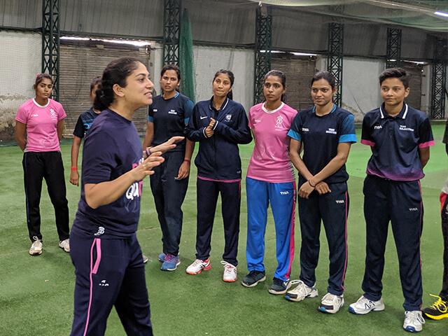 राजस्थान रॉयल्स ने ऑस्ट्रेलियाई दिग्गज लिसा स्टालेकर को युथ क्रिकेट का सलाहकार नियुक्त किया है