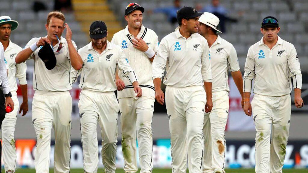 ऑस्ट्रेलिया के खिलाफ दूसरे टेस्ट के लिए न्यूजीलैंड की प्लेइंग इलेवन का हुआ ऐलान 5