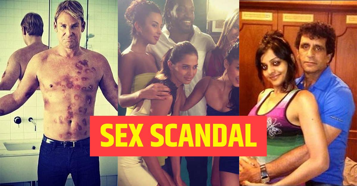 क्रिकेट जगत के इन 10 सेक्स स्कैंडल्स के बारे में जानकर उड़ जाएंगे आपके होश, सभी बड़े नाम शामिल 1