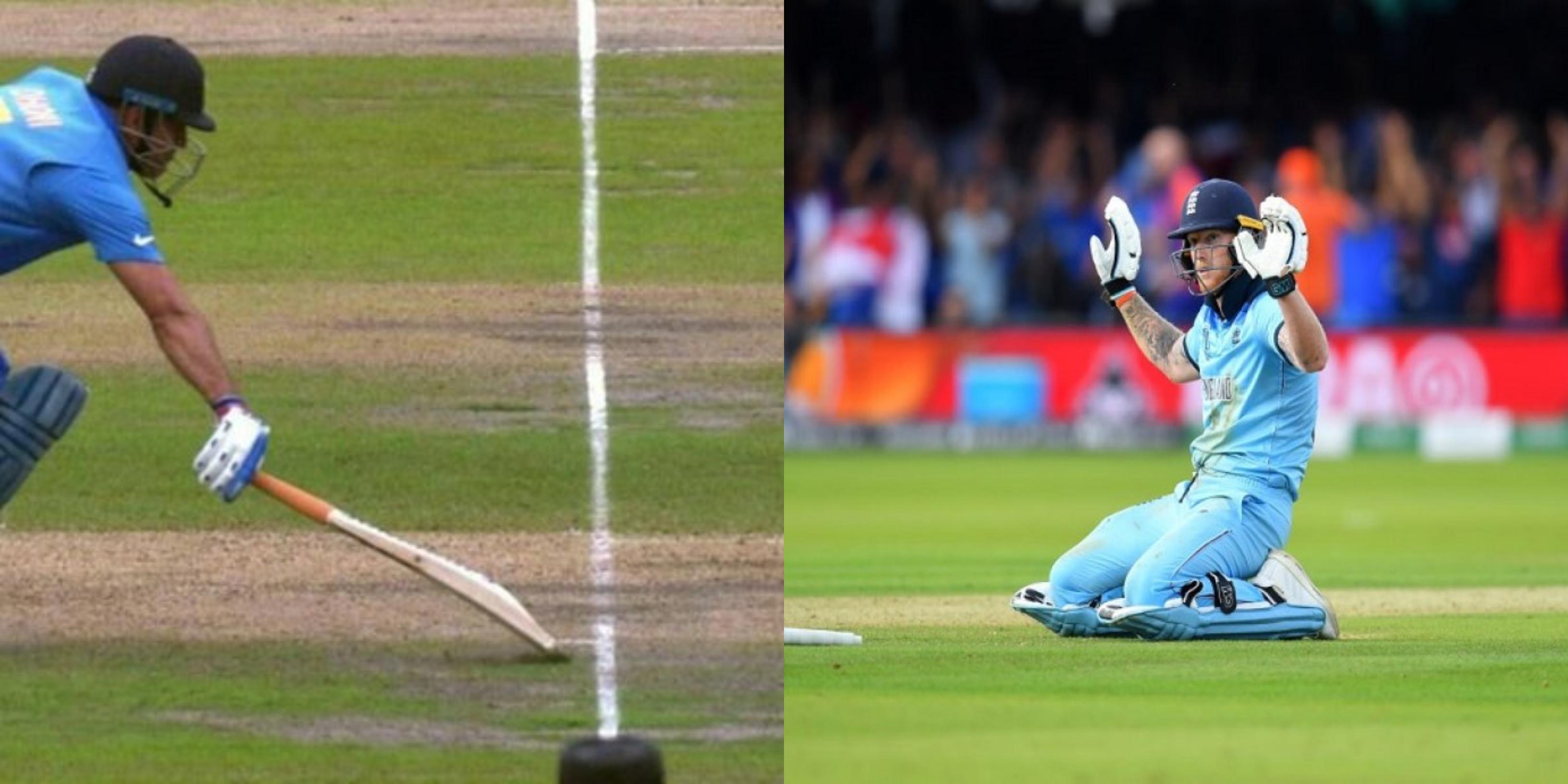 विश्व कप 2019 के 5 ऐसे पल जब मैदान पर ही भावुक हो गये खिलाड़ी, 1 गेंद से बदल गया मैच 8